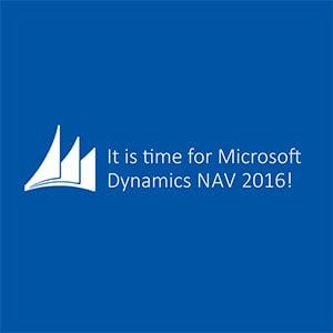 Microsoft Dynamics NAV 2016 Coming Soon