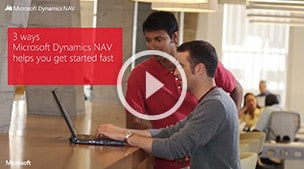 Get started with Microsoft Dynamics NAV