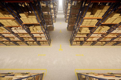 Manufacturers should have a comprehensive warehouse management system