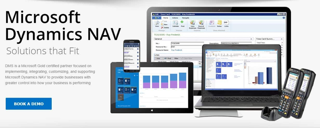 microsoft navision erp software free