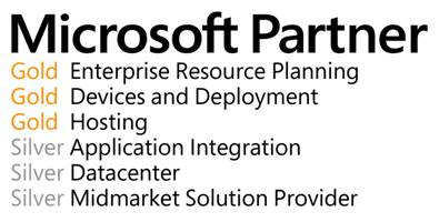 Microsoft Partner Gold Enterprise Resource Planning