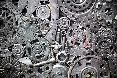 Parts management requires understanding the machines in use.